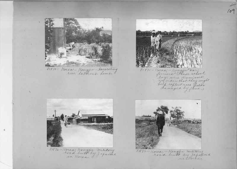 Mission Photograph Album - Korea #5 page 0109