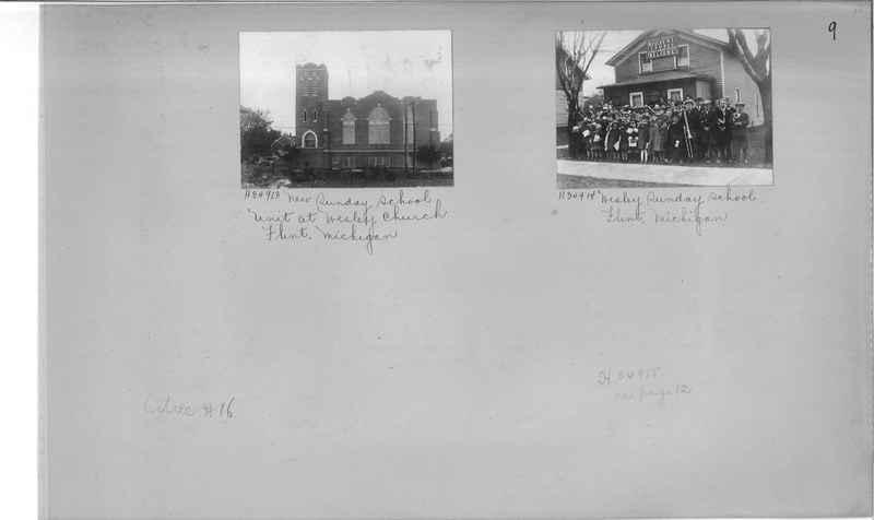 Mission Photograph Album - Cities #16 page 0009