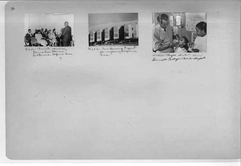 Mission Photograph Album - Negro #7 page 0036