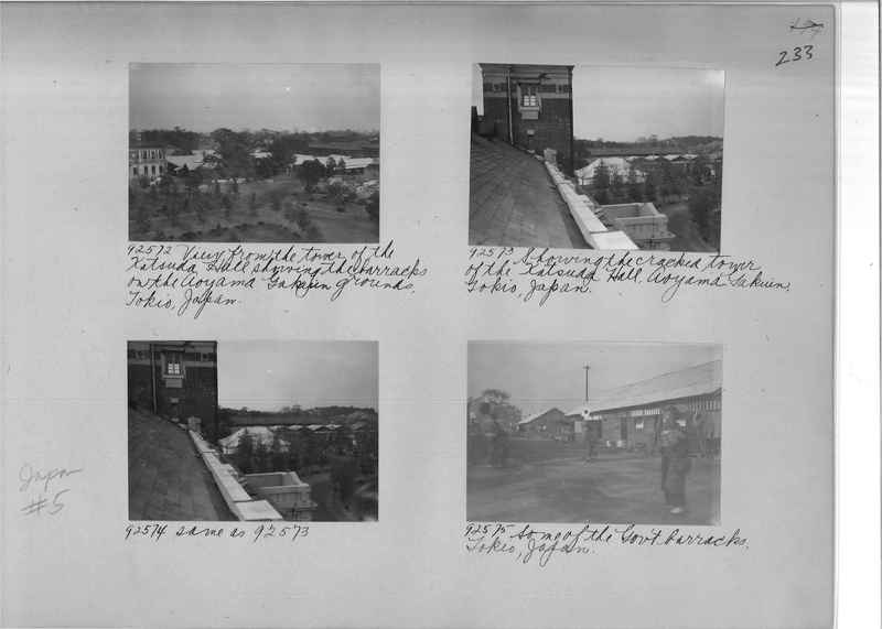Mission Photograph Album - Japan #05 Page 0233