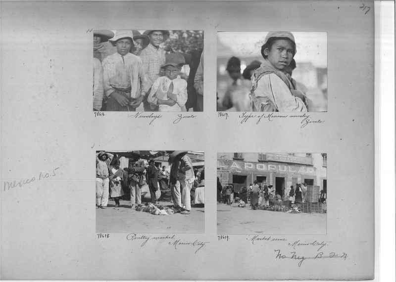 Mission Photograph Album - Mexico #05 page 0217