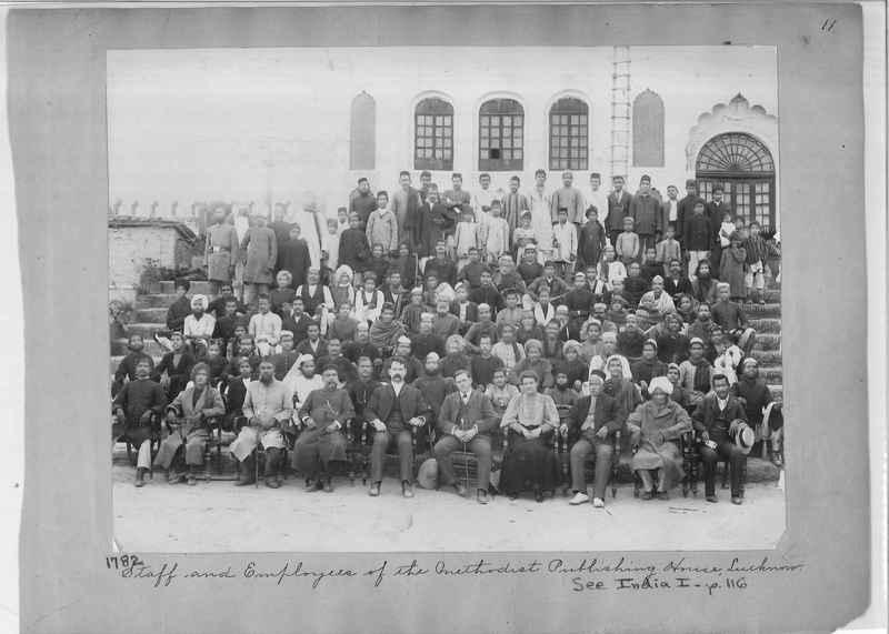 Mission Photograph Album - India - O.P. #01 Page 0011