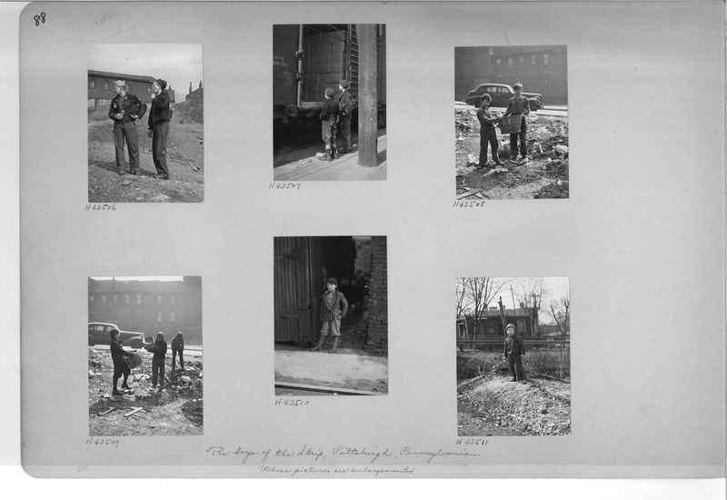 Mission Photograph Album - Cities #18 page 0088