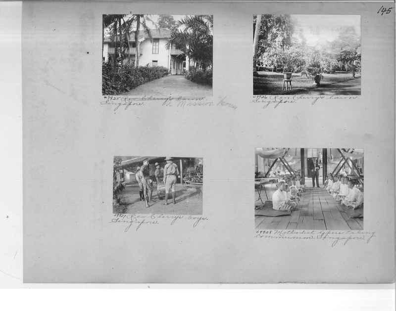 Mission Photograph Album - Malaysia #5 page 0145