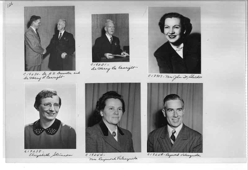 Mission Photograph Album - Portraits #08 Page 0126
