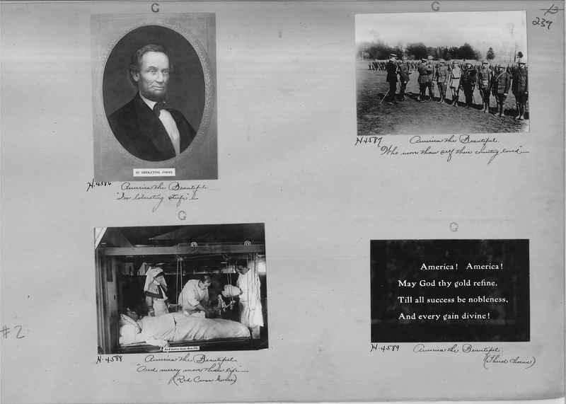 Mission Photograph Album - Miscellaneous #02 Page 0239