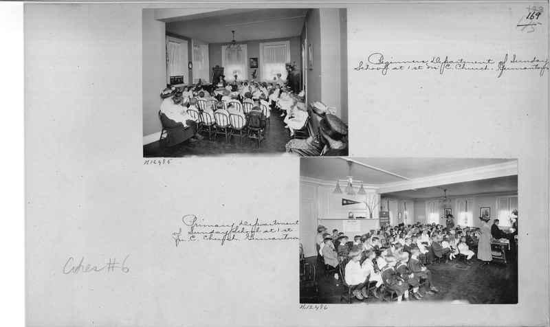Mission Photograph Album - Cities #6 page 0169