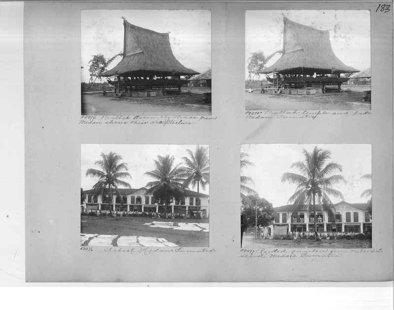 Mission Photograph Album - Malaysia #5 page 0183