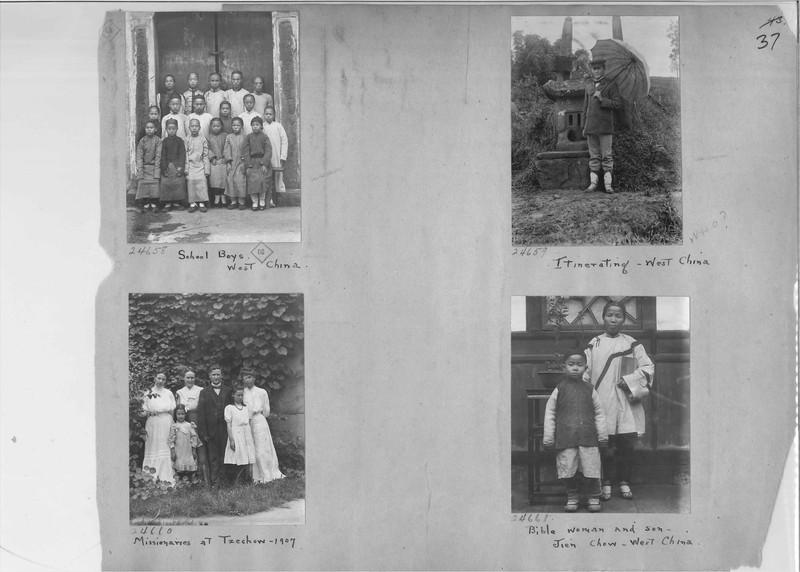 Mission Photograph Album - China #7 page 0037