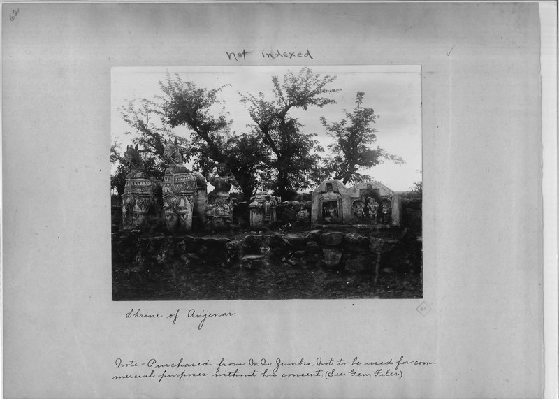 Mission Photograph Album - India - O.P. #02 Page 0062