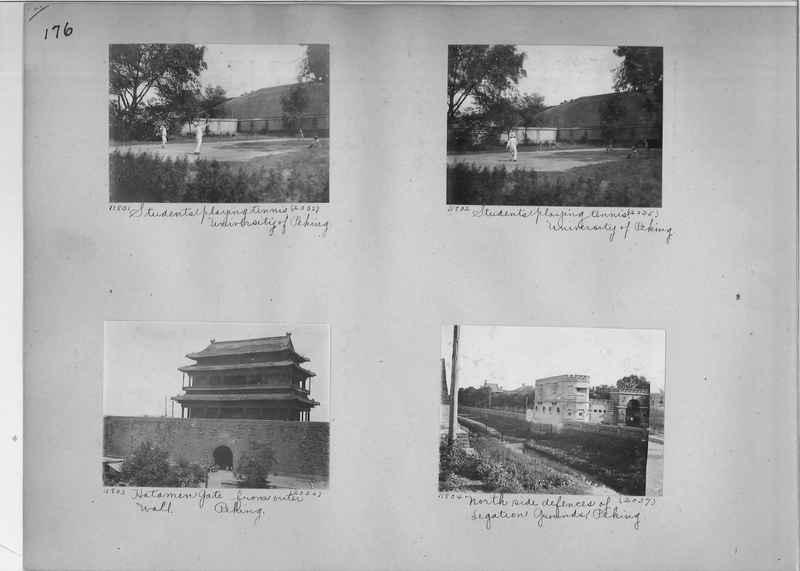 Mission Photograph Album - China #2 page  0176