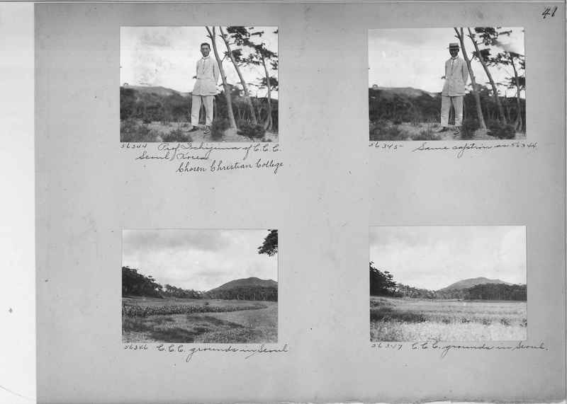 Mission Photograph Album - Korea #5 page 0041