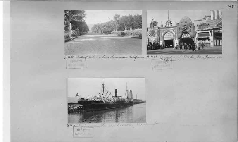 Mission Photograph Album - Cities #4 page 0145
