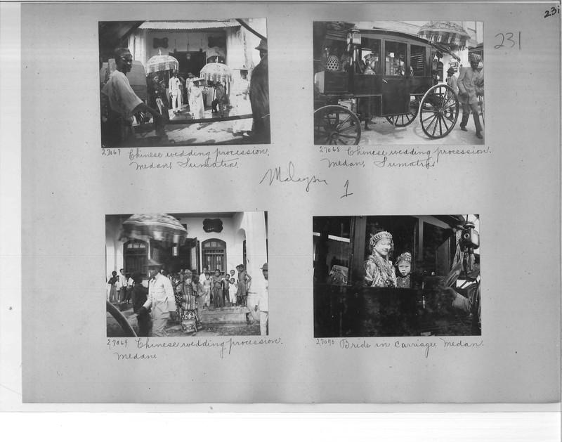 Mission Photograph Album - Malaysia #1 page 0231