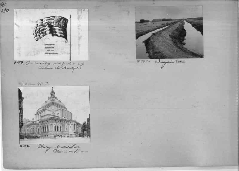 Mission Photograph Album - Miscellaneous #02 Page 0240