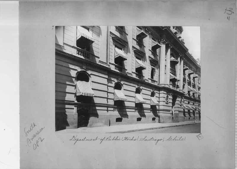 Mission Photograph Album - South America O.P. #2 page 0011