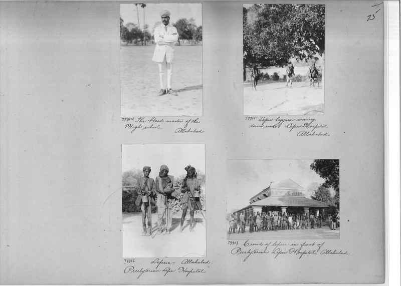 Mission Photograph Album - India #09 Page 0075