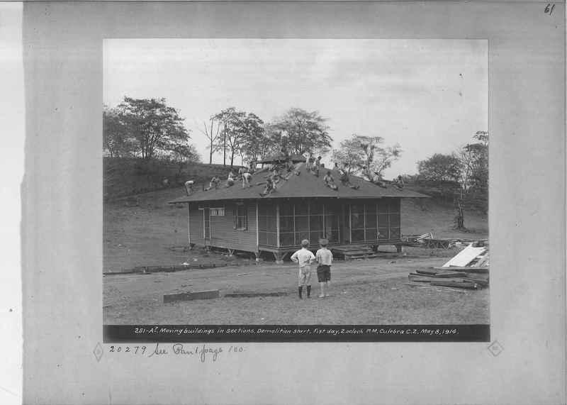 Mission Photograph Album - Panama OP #01 0061
