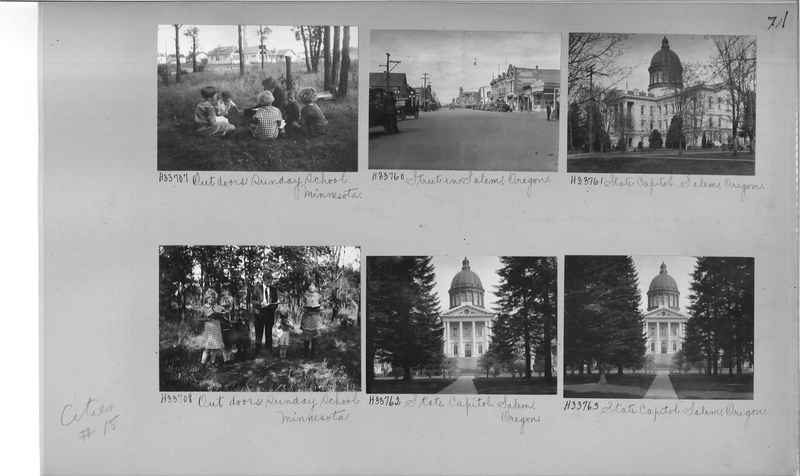 Mission Photograph Album - Cities #15 page 0071