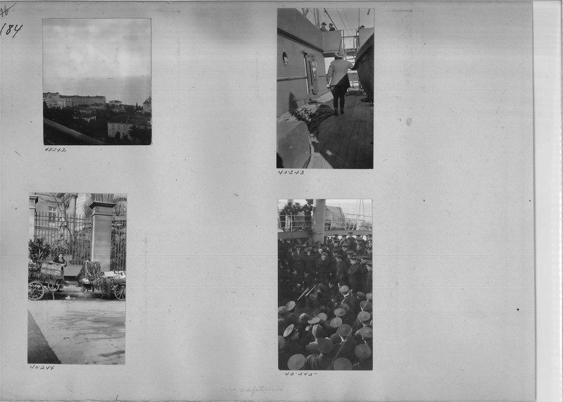Mission Photograph Album - Europe #02 Page 0184