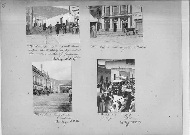 Mission Photograph Album - Mexico #05 page 0132