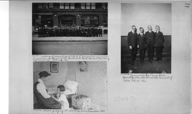 Mission Photograph Album - Cities #12 page 0109