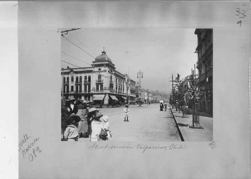 Mission Photograph Album - South America O.P. #2 page 0029