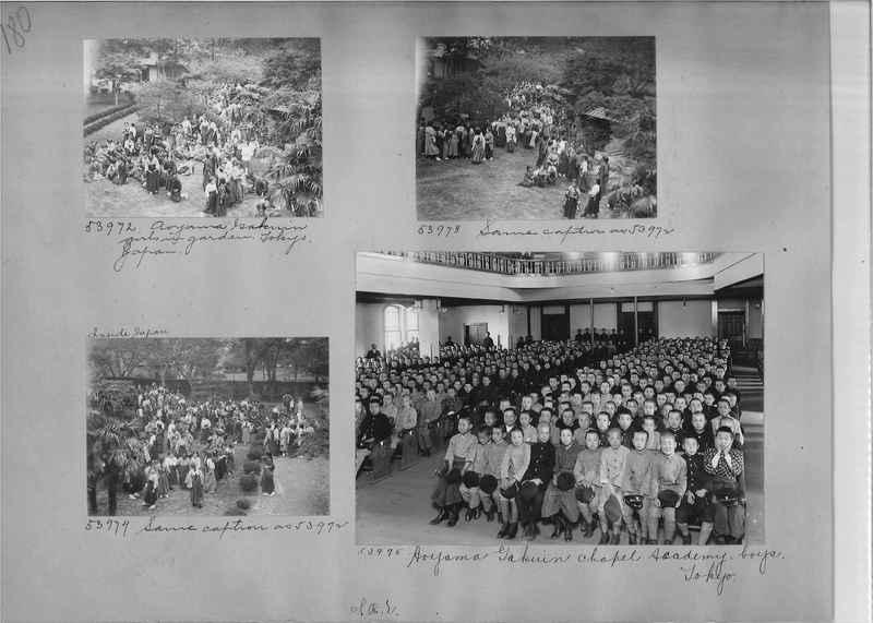 Mission Photograph Album - Japan #04 Page 0180