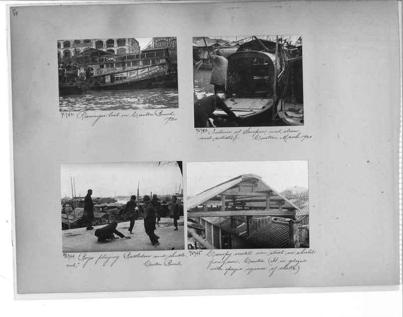 Mission Photograph Album - China #10 pg. 0055