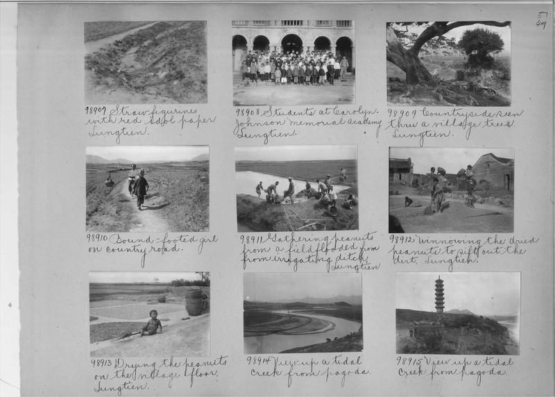 Mission Photograph Album - China #15 page 0049