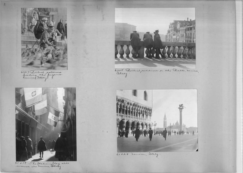 Mission Photograph Album - Europe #04 Page 0002