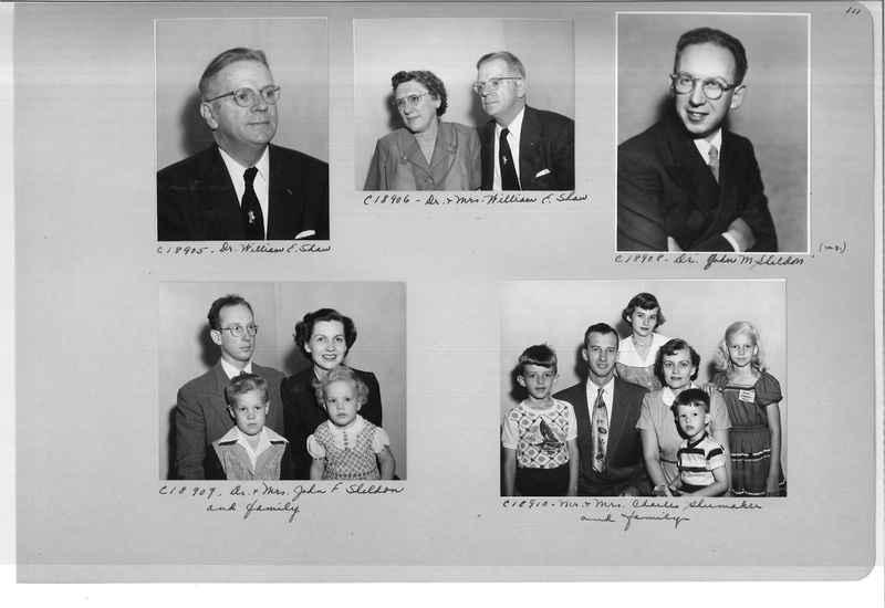 Mission Photograph Album - Portraits #08 Page 0111