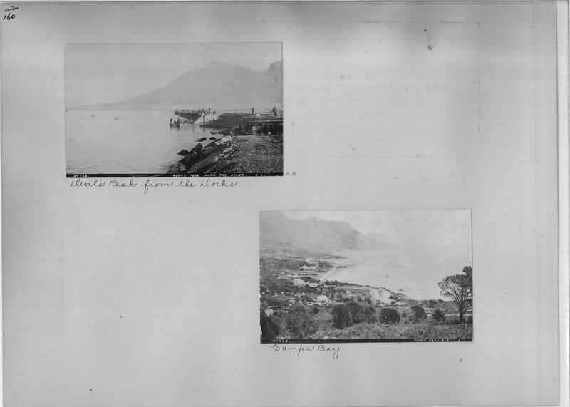 Mission Photograph Album - Africa - Madeira O.P. #1 page 0160