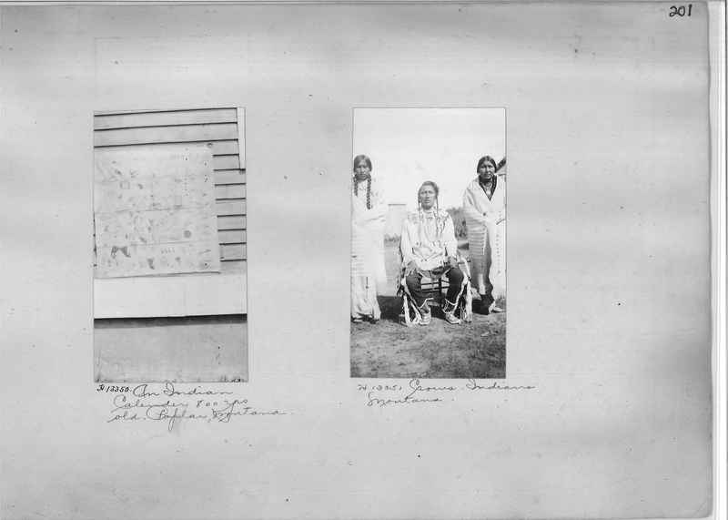 Mission Photograph Albums - Indians #1 page 0201