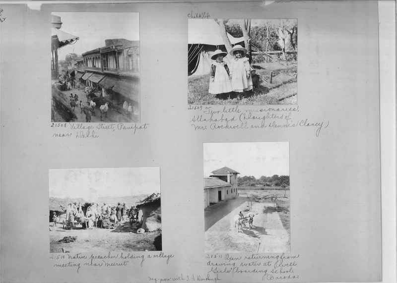 Mission Photograph Album - India #03 page_0062