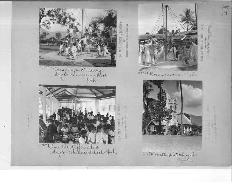 Mission Photograph Album - Malaysia #7 page 0101