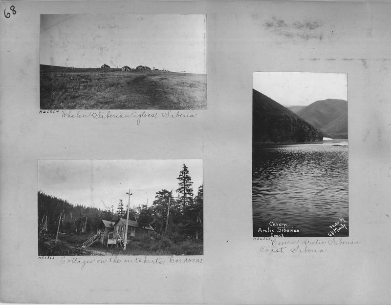 Mission Photograph Album - Alaska #1 page 0068