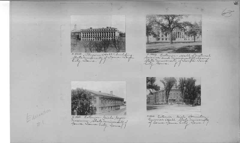 Mission Photograph Album - Education #1 page 0065