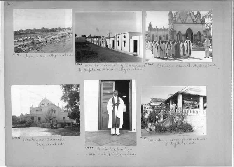 Mission Photograph Album - India #13 Page 0072