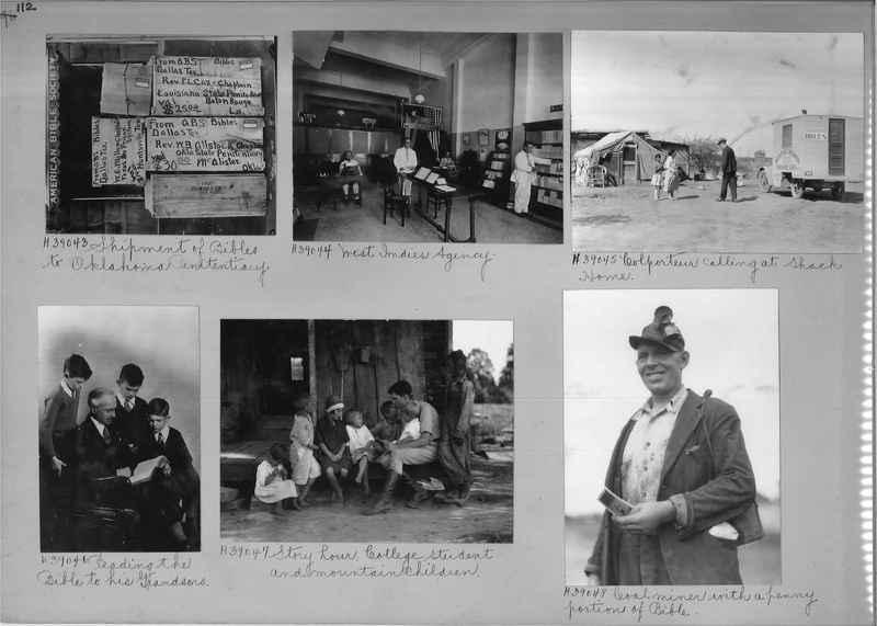 Mission Photograph Album - Miscellaneous #03 Page_0112