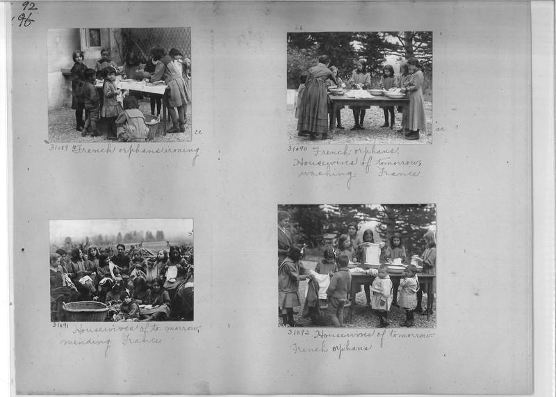 Mission Photograph Album - Europe #01 Page 0092