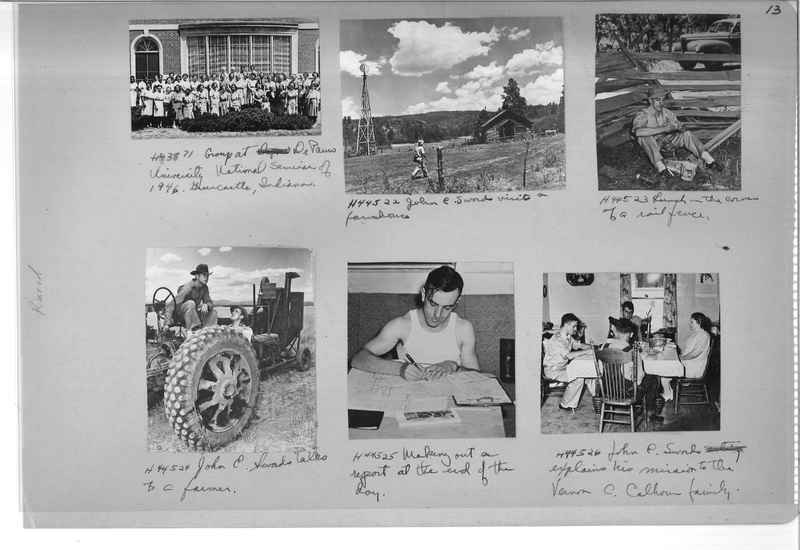 Mission Photograph Album - Rural #08 Page_0013