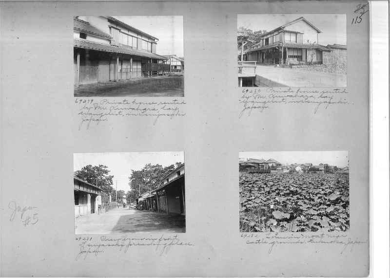 Mission Photograph Album - Japan #05 Page 0115
