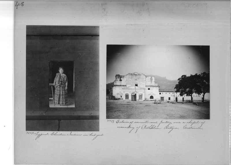 Mission Photograph Album - Panama #03 page 0048