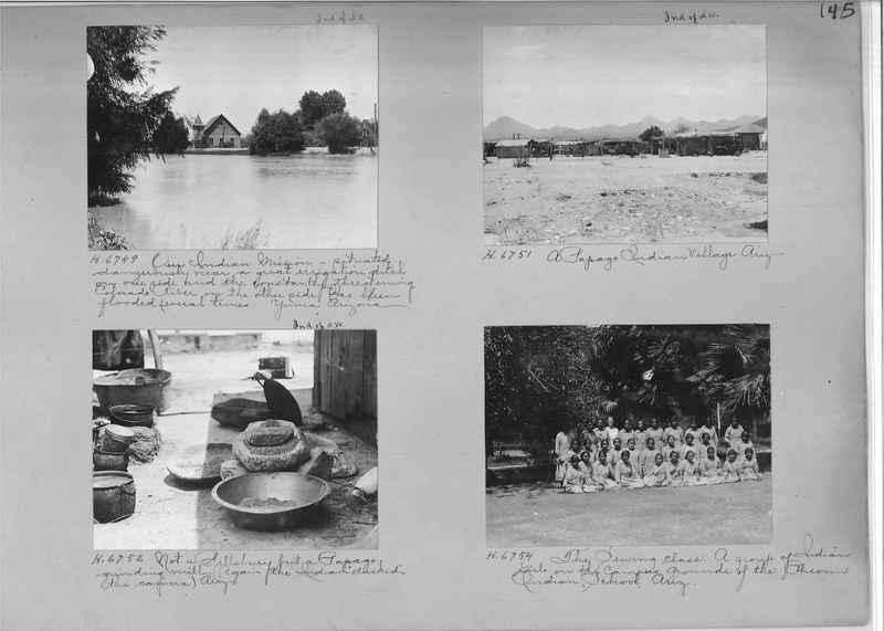 Mission Photograph Albums - Indians #1 page 0145