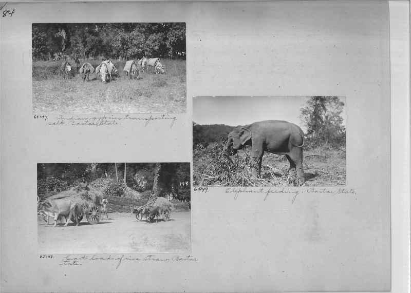 Mission Photograph Album - India #08 Page 0084