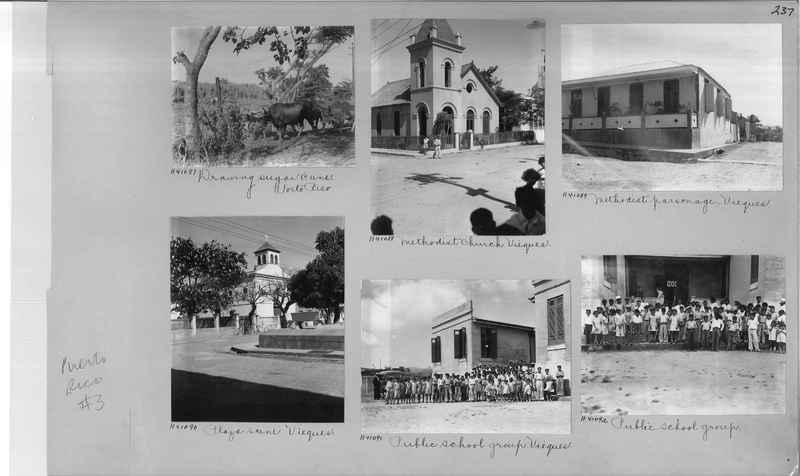 Mission Photograph Album - Puerto Rico #3 page 0237
