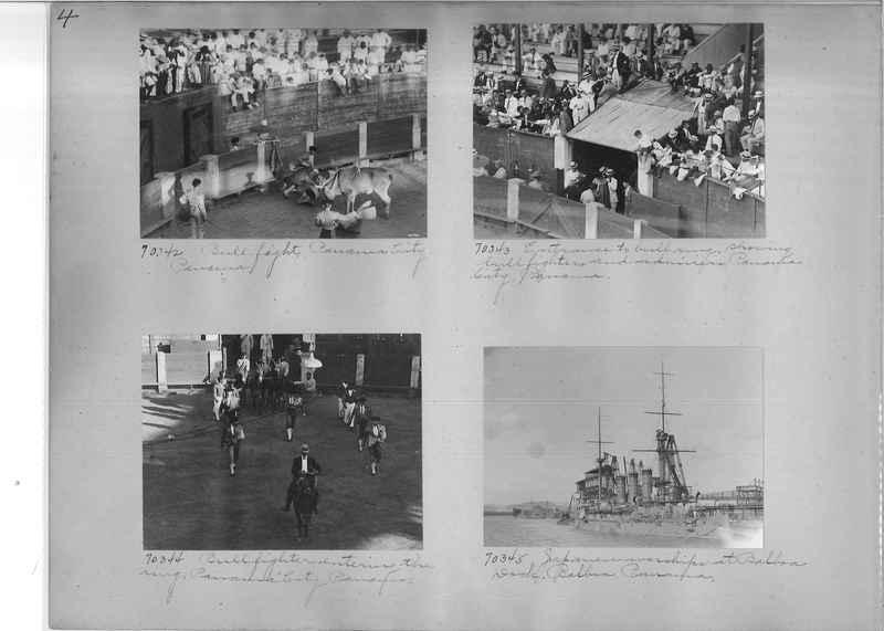 Mission Photograph Album - Panama #03 page 0004