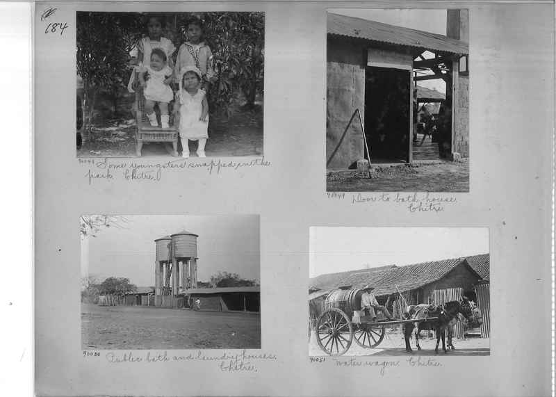 Mission Photograph Album - Panama #04 page 0184