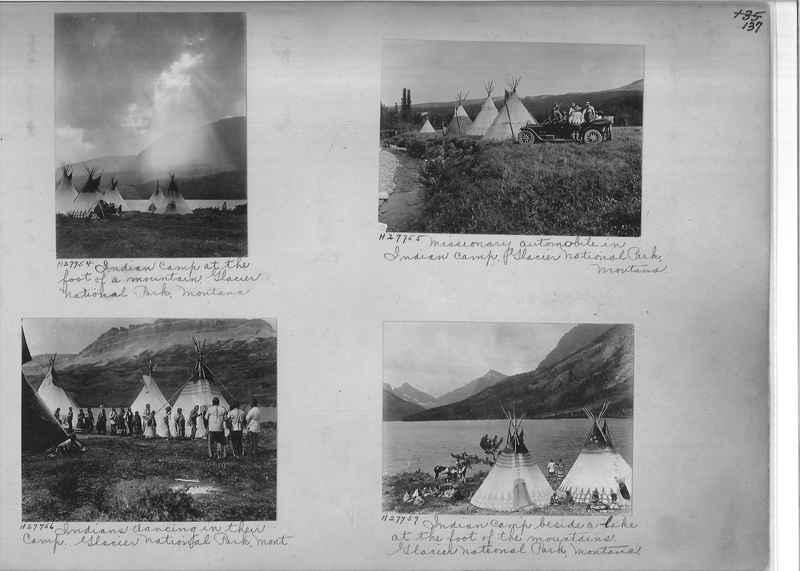 Mission Photograph Album - Indians #2 page_0137